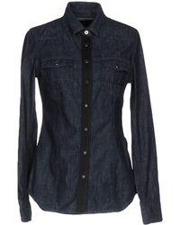 Care Label - Denim Shirts - Lyst