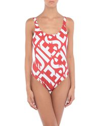 DIESEL One-piece Swimsuit - Red