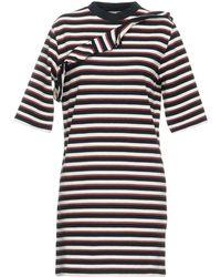 Maison Kitsuné - Short Dresses - Lyst