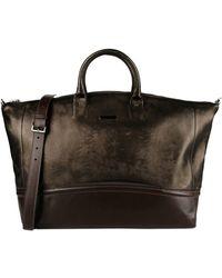 Emporio Armani - Travel & Duffel Bag - Lyst