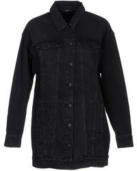 Vero Moda - Denim Outerwear - Lyst