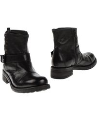 P.A.R.O.S.H. - Ankle Boots - Lyst