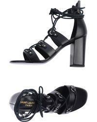 Saint Laurent | Sandals | Lyst