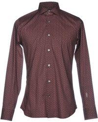 Guglielminotti - Shirt - Lyst