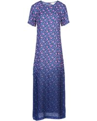Band of Outsiders | Long Dress | Lyst