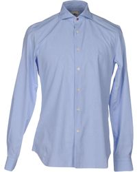 Domenico Tagliente - Shirt - Lyst