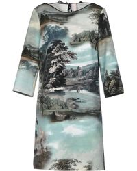 Antonio Marras - Short Dress - Lyst