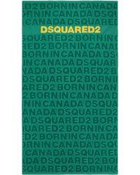 DSquared² - Serviette de plage - Lyst