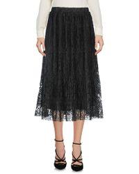 Brigitte Bardot - 3/4 Length Skirt - Lyst