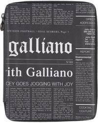 John Galliano - Hi-tech Accessory - Lyst