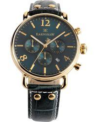 Earnshaw - Wrist Watch - Lyst