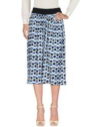 Guttha - 3/4 Length Skirt - Lyst