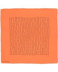 Antonio Marras - Square Scarf - Lyst
