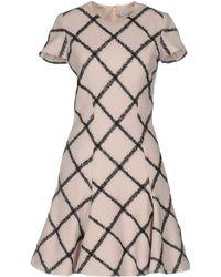 Dior - Short Dress - Lyst