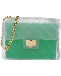 Designinverso - Layered Quilted Cross-Body Bag - Lyst