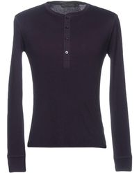 Ralph Lauren Black Label - T-shirt - Lyst
