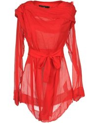 Vivienne Westwood Anglomania - Blouse - Lyst