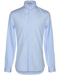 Dior Homme - Shirts - Lyst