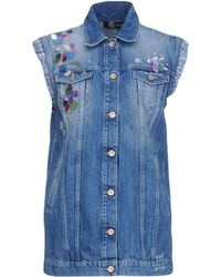 Relish - Denim Outerwear - Lyst