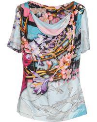 Chiara D'Este - T-shirt - Lyst