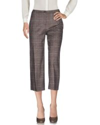 Laura Urbinati - Casual Pants - Lyst