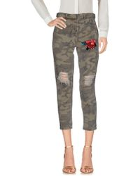 Please - 3/4-length Trousers - Lyst