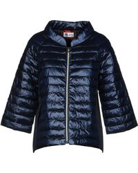 Bini Como - Synthetic Down Jacket - Lyst