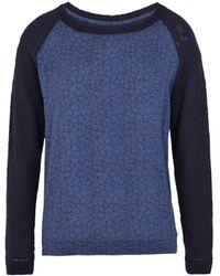 Napapijri - Long Sleeve Sweater - Lyst