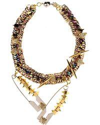 Assad Mounser - Necklace - Lyst