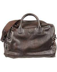 Giorgio Armani - Travel & Duffel Bags - Lyst