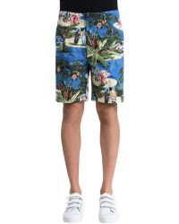 Just Cavalli - Bermuda Shorts - Lyst