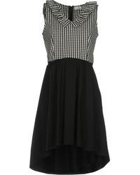 Berna - Short Dresses - Lyst