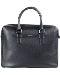 9c808dd99bbe Lyst - Women s Dolce   Gabbana Briefcases and work bags