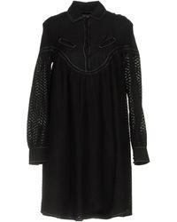 Cecilie Copenhagen - Short Dress - Lyst