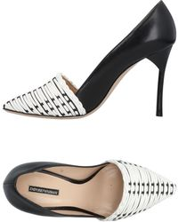 Emporio Armani - Court Shoes - Lyst