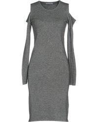 Daniela Fargion - Knee-length Dress - Lyst