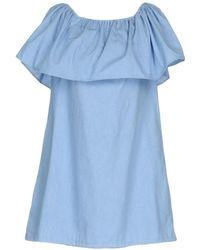Compañía Fantástica - Short Dress - Lyst