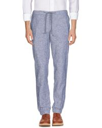 Brooks Brothers Red Fleece - Casual Trousers - Lyst