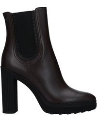 Tod's - Ankle Boots - Lyst