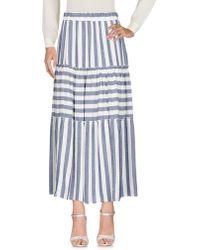 Guttha - Long Skirt - Lyst