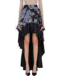 Christian Pellizzari - Knee Length Skirt - Lyst
