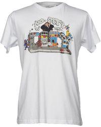 Upper Playground - T-shirt - Lyst