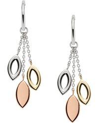 Fossil - Earrings - Lyst