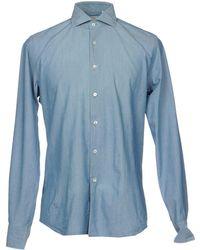 Xacus   Shirt   Lyst
