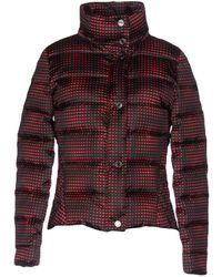 Armani Jeans - Down Jacket - Lyst
