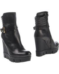 Lea Foscati - Ankle Boots - Lyst