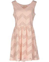 Lavand - Short Dress - Lyst