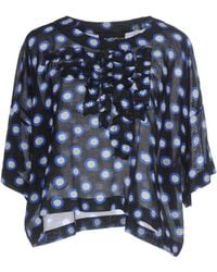 Boutique Moschino - Blouse - Lyst