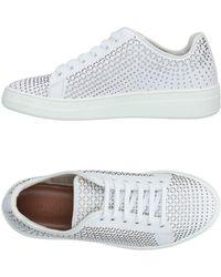 Alaïa - Low-tops & Sneakers - Lyst
