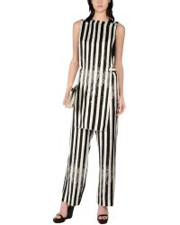 MM6 by Maison Martin Margiela - Dungarees - Lyst